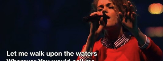 Hillsong UNITED – Oceans [Passion 2014]