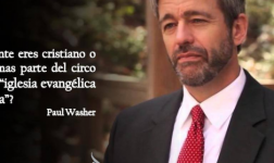Paul Washer – Njegova zgodba